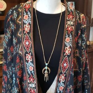 Silver Jeans Co Long Necklace